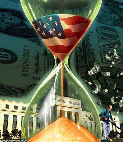 Экономический крах США