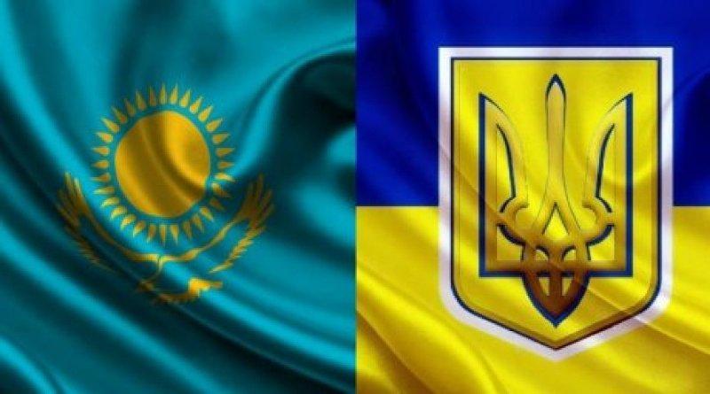 Сотрудничество Казахстана и Украины