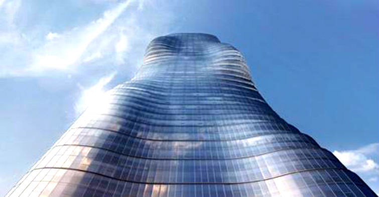 небоскреб Бейонсе