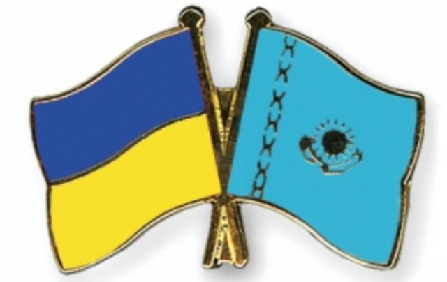 Украина-Казахстан