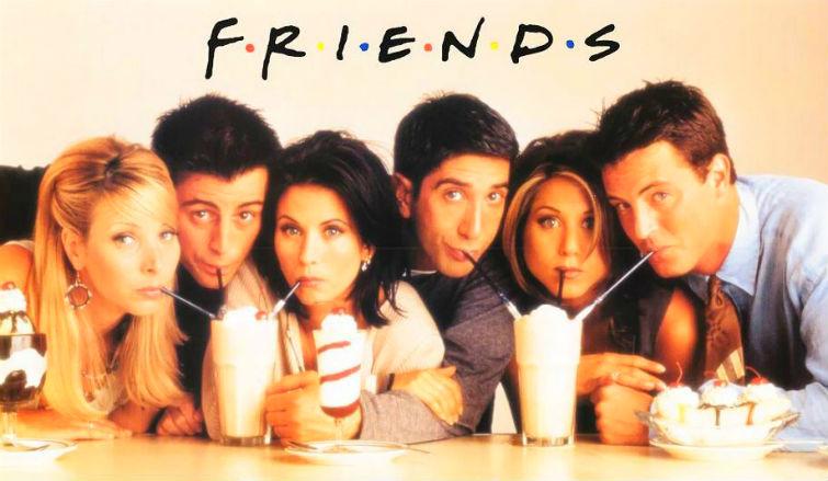 шесть друзей