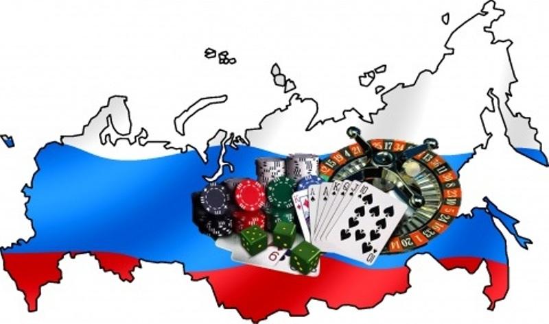 Открытие казино в России
