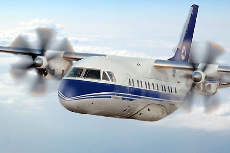Легкий пассажирский самолет Ан