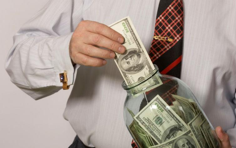 деньги в кризис
