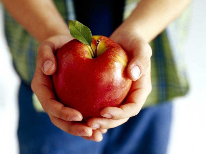 Ешьте 1 яблоко в день, чтобы продлить жизнь