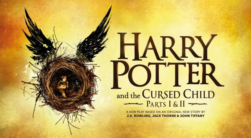 Новая книга о Гарри Поттере в России