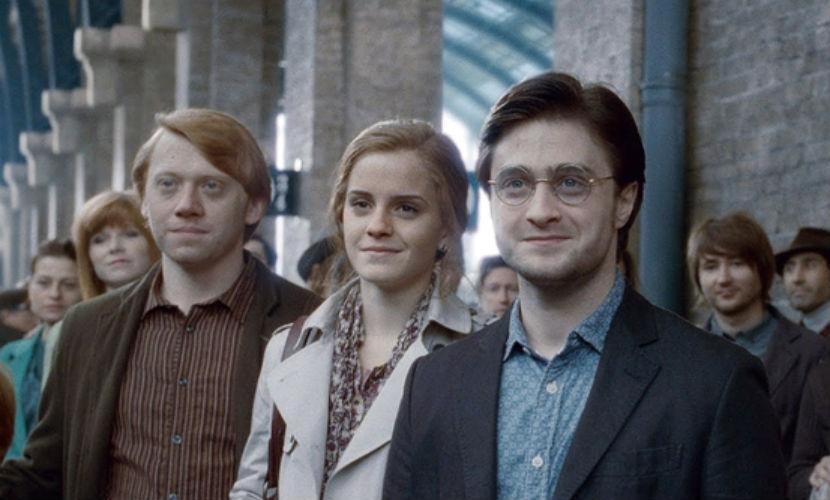 Новая книга о Гарри Поттере скоро в продаже