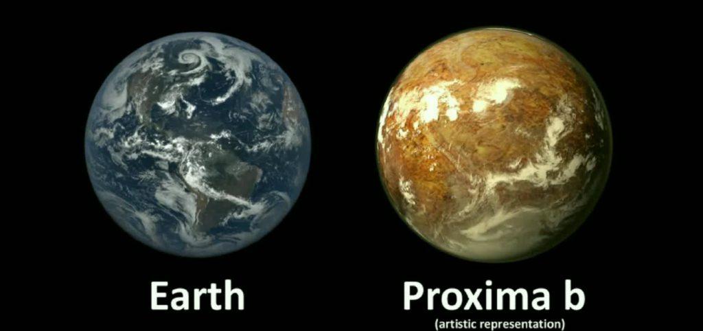 Планета похожая на Землю