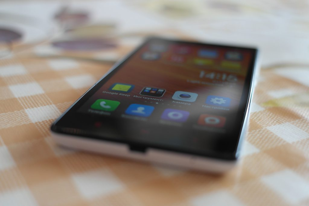 Интересное исследование мобильных телефонов