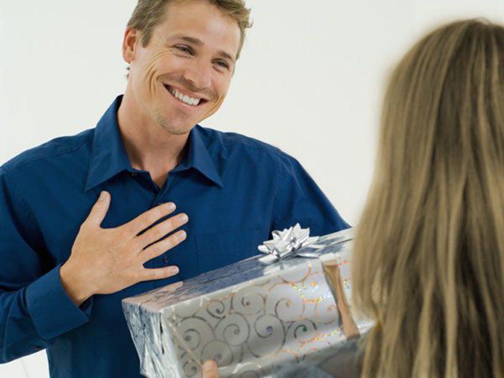 Настоящие подарки настоящим мужчинам