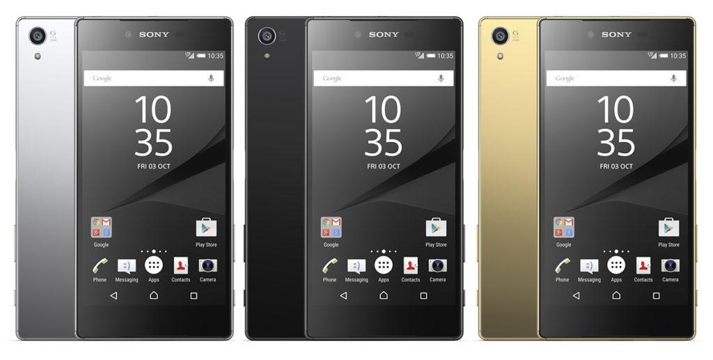 Новый смартфон Sony уже представлен