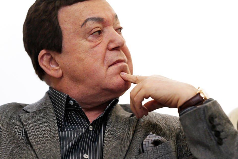 Памятник Кобзону появится в России