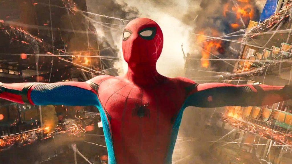 Человек паук возвращение домой бьет рекорды сборов