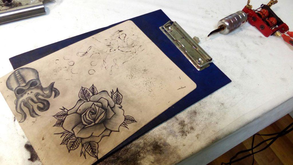 Курсы татуировки в Киеве