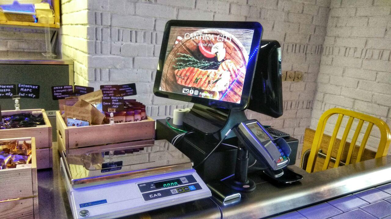 Эффективная автоматизация столовой