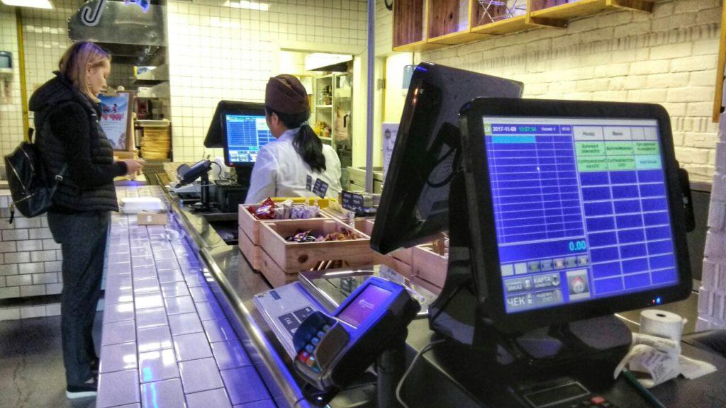 Правильная автоматизация столовой