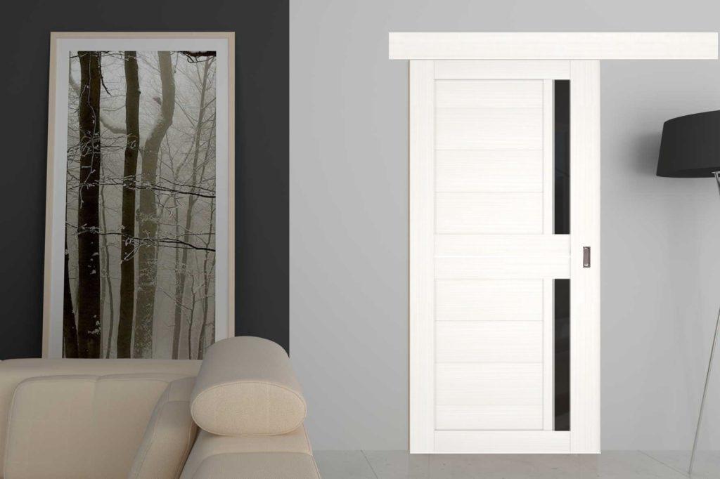 Чем отличаются раздвижные двери
