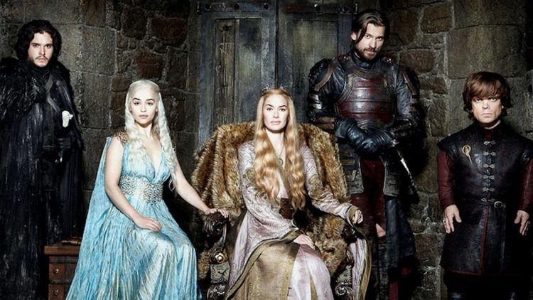 Выходит последний сезон Игры престолов