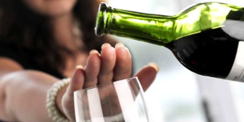 Риск возникновения рака растет из-за алкоголя