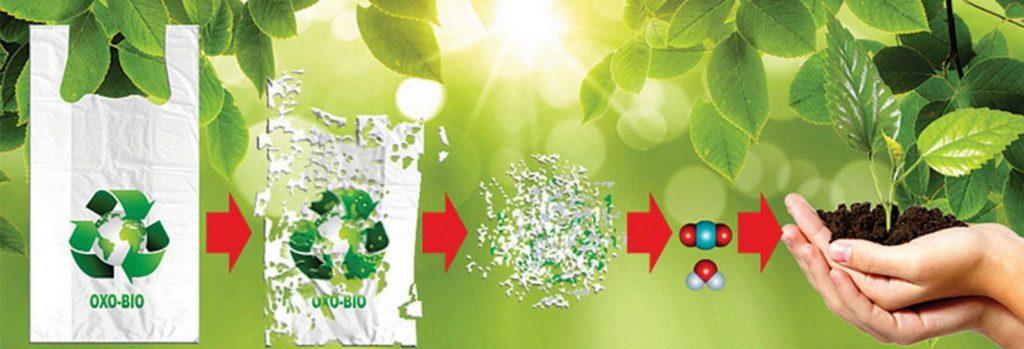 Ученые выяснили биоразлагаемые пакеты не разлагаются