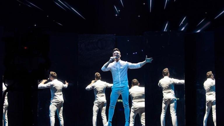 Конкурс Евровидение опять был необъективным