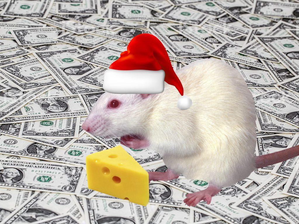 Как встретить 2020 год Крысы