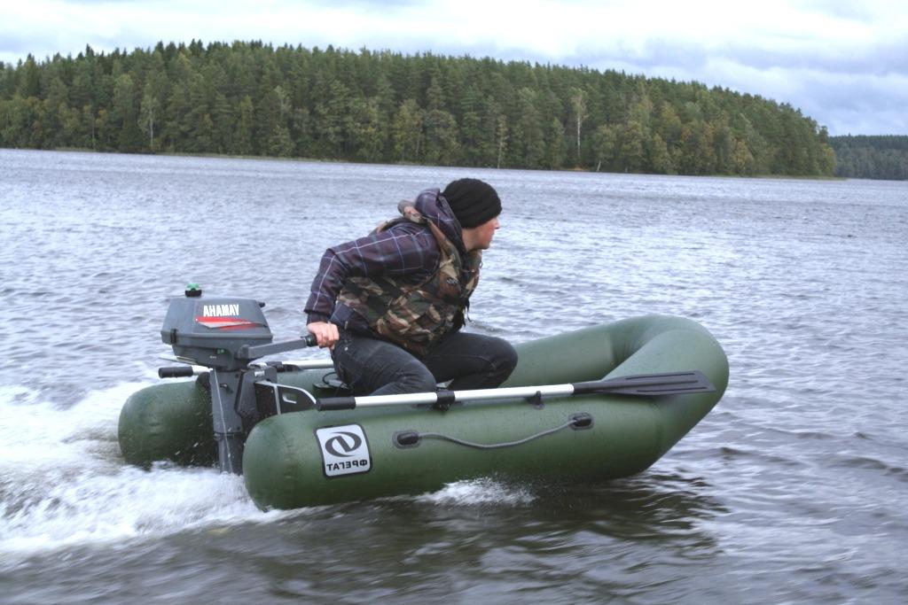 Выбираем надувные лодки ПВХ