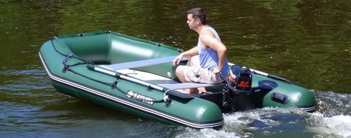 По каким критериям выбираются надувные лодки ПВХ