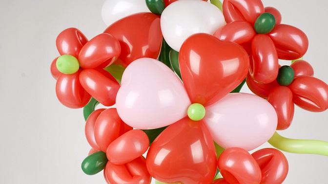 Качественные гелиевые шары с доставкой от МосШарик