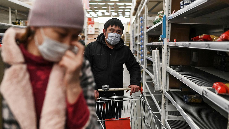 Повышение цен на продукты на волне пандемии 2020