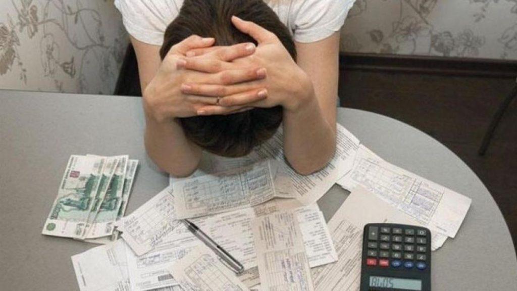 40 процентов россиян не заплатят по кредиту потому что нечем