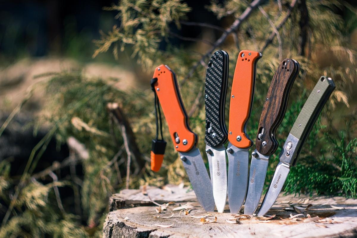 Выбираем туристический нож правильно