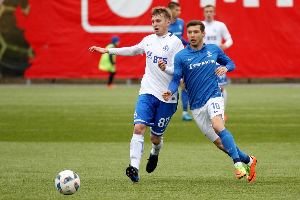 Сарамутин не встал на колени и отстранен от матчей клуба